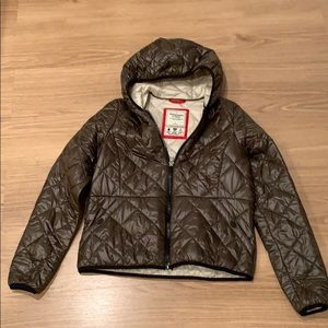 New Abercrombie & Fitch winter jackets 🧥 size L
